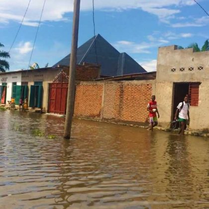 Inondations au Burundi : la terrible montée des eaux du lac Tanganyika