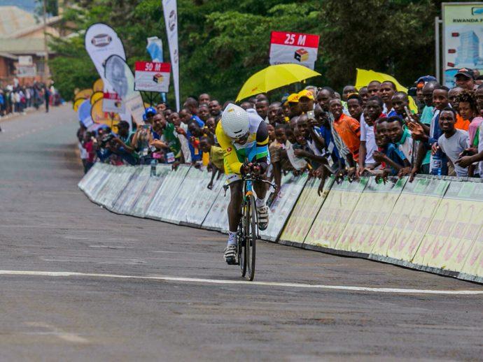 Le Rwanda va accueillir le championnat du monde de cyclisme en 2025