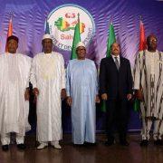 Sommet extraordinaire du G5 Sahel