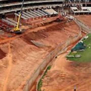 CAN 2019 : le stade Paul Biya sera-t-il prêt ?