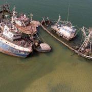 Cameroun : du progrès dans l'enlèvement des épaves au port de Douala